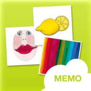 Färgerna memo – app. Uppdragsgivare: Rabén & Sjögren. Uppdrag: konceptutveckling, projektledning, redaktörsjobb. 4 av 5 i betyg för appen på pappasappar.se.
