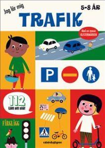 Jag lär mig trafik – pysselbok 5–8 år. Uppdragsgivare: Rabén & Sjögren. Uppdrag: projektledning, redaktörsjobb.