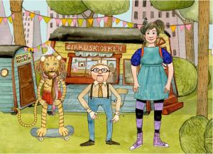 Cirkuskiosken – webbplats för förskolan och uppåt. Uppdragsgivare: UR Uppdrag: konceptutveckling, projektledning, redaktörsjobb.