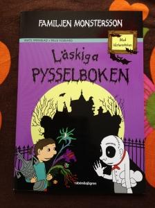 Familjen Monsterssons - Läskiga pysselboken